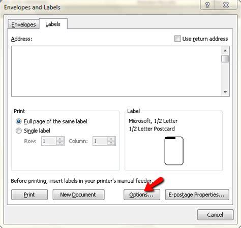 membuat invoice di word cara membuat label di microsoft word 2010