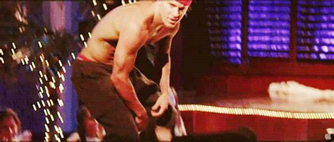 Male Stripper Meme - gif mine movie channing tatum abs stripper magic mike
