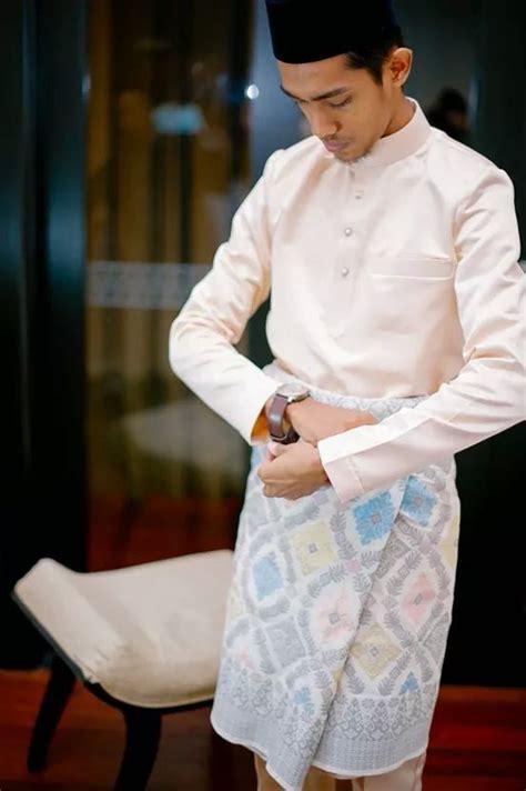 Baju Lelaki peplum kawin putih search baju kawin wedding weddings and wedding dress