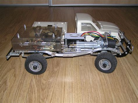Tamiya Toyota Hilux Id This Chassis For Me Rcu Forums