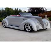 1937 FORD CUSTOM ROADSTER  189126