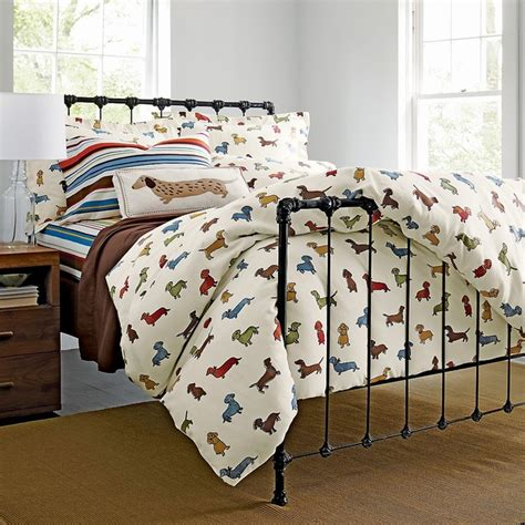 Storehouse Comforter by Run Flannel Bedding Eclectic Bedding By The
