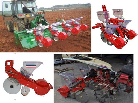 Jang Planter by Jang Tractor Walking Tractor Seeder Jdt 4 For Corn Bean