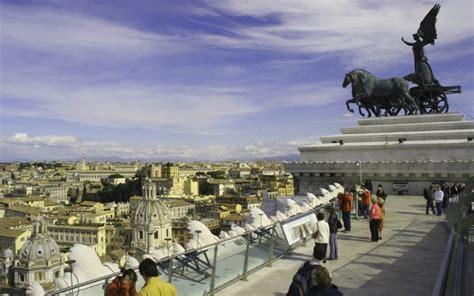 terrazza vittoriano il vittoriano roof photo