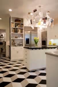 Modern Kitchen Flooring Ideas Beachwood Collectors Modern Kitchen Los Angeles By Crogan Inlay Floors