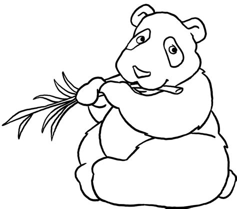 animal coloring pages panda cute asian animal panda coloring pages for kids