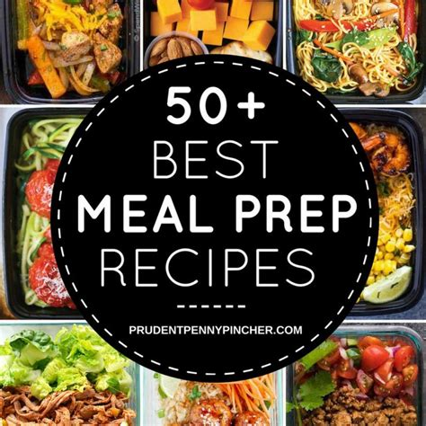 meal prep cookbook easy and delicious recipes to prep your week breakfast edition book 1 books 50 best meal prep recipes healthyquickly com womaneasy