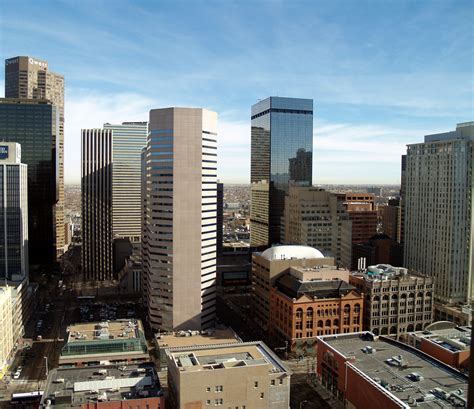 Search Denver Co File Downtown Denver Skyscrapers Jpg Wikimedia Commons