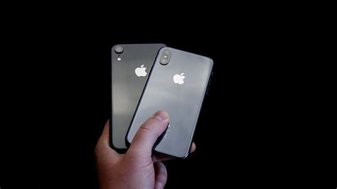 apple iphone x vs iphone xr welches kaufen