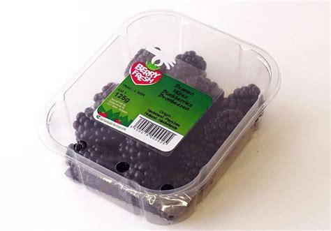 Promo Atlantic Portugal Sea Salt 250 Gram blackberries assortment special fruit
