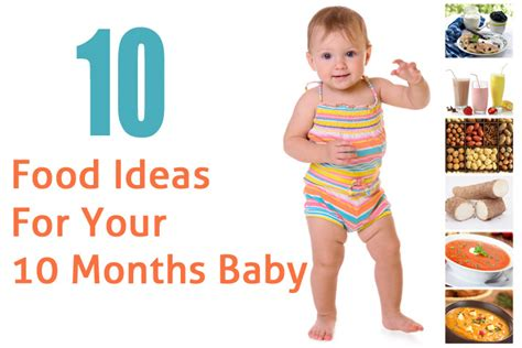 10 Best Foods Your Baby Top 10 Ideas For 10 Months Baby Food