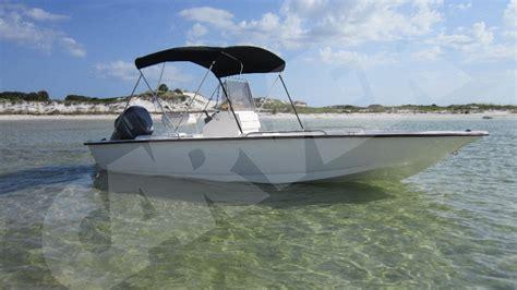 fishing boat with bimini top full coverage bimini the hull truth boating and