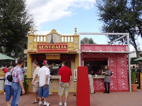 stall australia mrs banks goes to convention don t be unaustralian at epcot