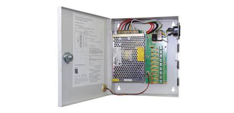 Power Suplay Cctv 12v 20a Box cctv power box power supply manufacturer
