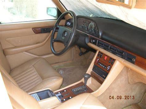 how cars run 1993 mercedes benz 300sd interior lighting fs feeler restored w126 84 300sd peachparts mercedes