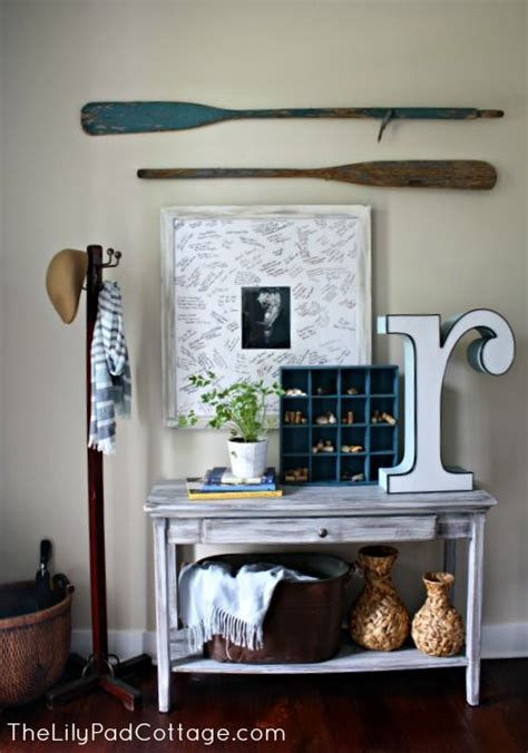 trash to treasure ideas home decor 42 best images about entryway decor on pinterest