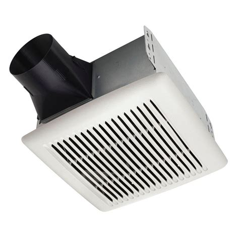 high cfm bathroom exhaust fans delta breez radiance series 80 cfm ceiling exhaust bath