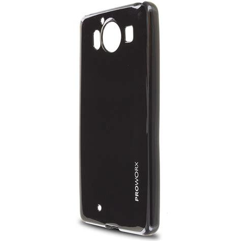 Microsoft Lumia Premium microsoft lumia 950 proworx premium tpu slim fit rubber cover ebay