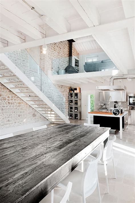 italian home interiors home inspiration italian villa with an industrial