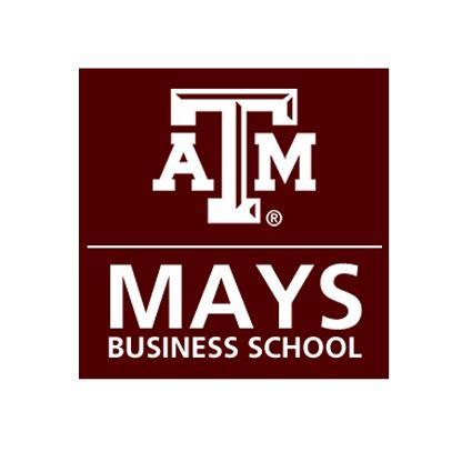Tamu Mba Program by Mays Business School