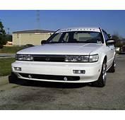 Street Sports Project Cars 1992 Nissan Stanza