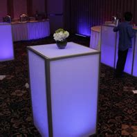 cocktail table rental nyc led cocktail table rental nyc nj ct and island