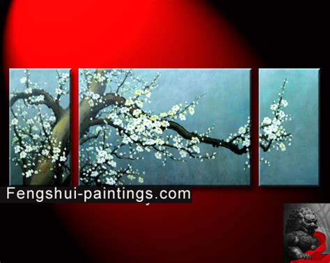 paintings for bedroom feng shui blue abstract art oil painting