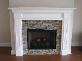 17 best ideas about gas fireplace mantel on