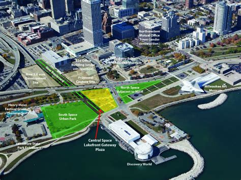 City Of Milwaukee Property Records City Of Milwaukee Asks For Feedback On Lakefront Gateway