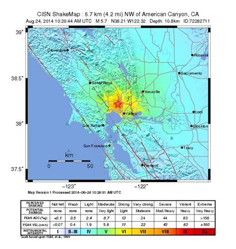 earthquake california bay area bay area earthquakes archives siliconcali com