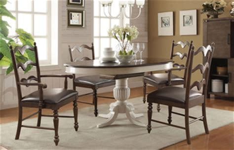 Cambridge Pedestal Dining Room Set Closeout By Winners Dining Rooms Cambridge