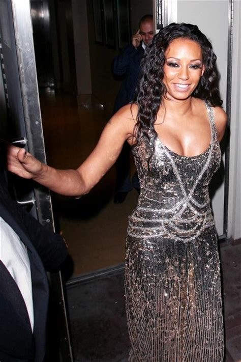 Melanie Brown Aka Scary Spice Is And See Through With Eddie Murphys Baby by Melanie Brown Photos Photos Mel B Aka Quot Scary Spice
