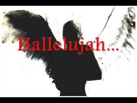 testo hallelujah rufus wainwright hallelujah testo buzzpls