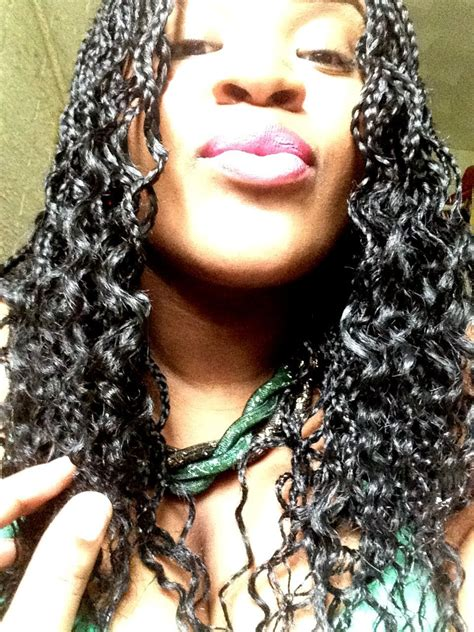boxed braids with wavy hair curly box braids hairstyles fade haircut