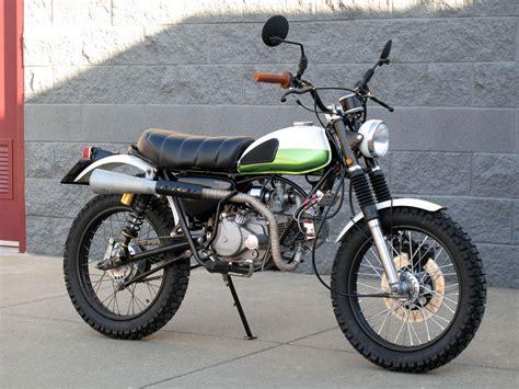 Japstyle Basis Honda Gl 125 beragam konsep modifikasi custom do