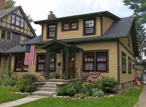 Craftsman House Exterior exterior paint colors consulting for old houses sample colors