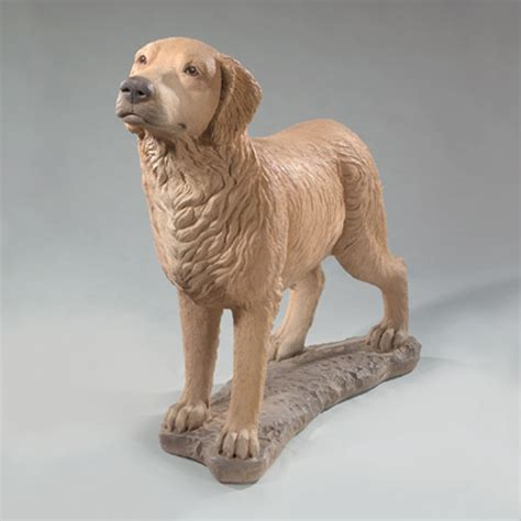 golden retriever garden golden retriever statue 29 quot garden statue