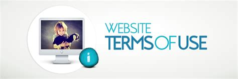 terms of use website terms of use