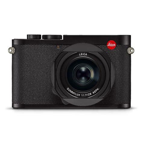 leica compact digital reviews leica q2 compact digital black anodised park cameras