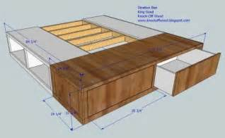Reddit Woodworking Bed Frame Advice On Building A King Sized Storage Bed Woodworking