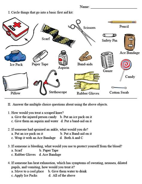 Aids Worksheet by 1000 Images About Classroom Aid On File