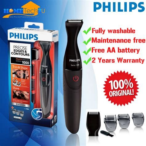 Multi Groom Pencukur Philips Mg1100 Shave philips beard shaver trimmer mg1100 hometech2u