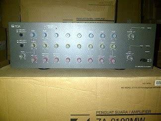 Mixer Lifier Za 2128mw toa lifier za 2128 mw distributor dealer resmi speaker toa jual horn masjid murah