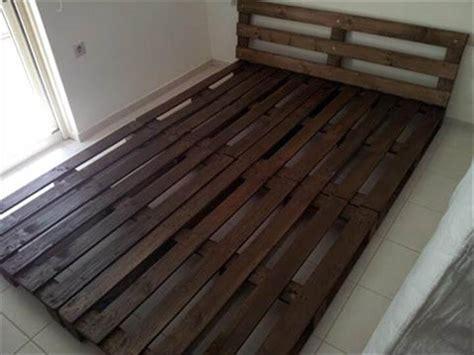 pallet platform bed diy easy to install pallet platform bed 101 pallet ideas