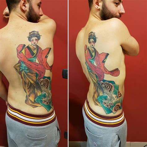 geisha tattoo and meaning 70 colorful japanese geisha tattoos meanings and