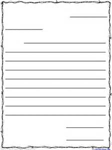writing a friendly letter worksheet 3rd grade cover