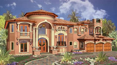 luxury mediterranean homes luxury mediterranean house plans luxury house plans luxury one story homes treesranch