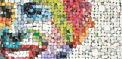 immagini di culle i collage tridimensionali di bazz il post