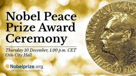 Nobel Peace Prize Also Search For 2015 Nobel Peace Prize Ceremony