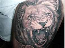 Lion Tattoos Designs, Ideas and Meaning | Tattoos For You Tribal Hand Tattoo Designs